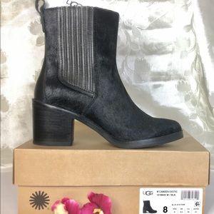 939778bb0f7 ❤️ UGG Camden Exotic Calf Hair Pull on Boots NIBX NWT